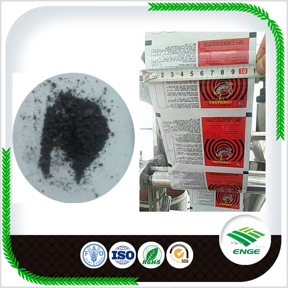 Rodenticide Brodifacoum 0.5% 1% Powder rat killer