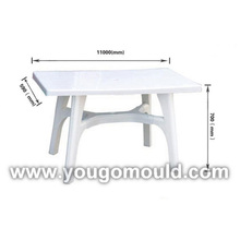 Square Plastic Table Mould