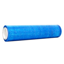 High Quality PE Color Blue Cast Plastic Stretch Film For Wrap Packaging