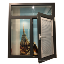 Modern house window design plate glass window prices in pakistan wholesale casement window prices