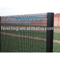 Serried Horizontal Fence