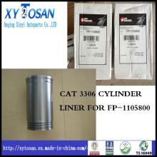 Gute Qualität - Zylinder Liner für Katze 3306 (FP -1105800)