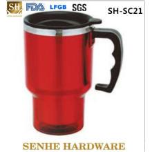 400ml FDA Pass Keramik Kaffeetasse (SH-SC21)
