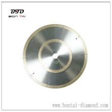 diamond blades continuous rim tile, porcelain & marble blade