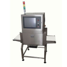X ray machine for food metal detector machine