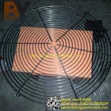 Wire Mesh Fan Guards Industrielle Fan Guards