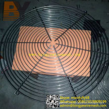 Protectores de ventilador de malla metálica Protectores de ventilador industriales