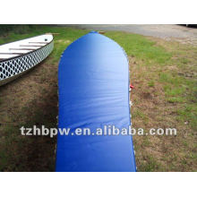 Cubierta impermeable del barco del PVC