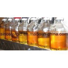 Solution d'huile stéroïde semi-finie Rip 350 mg / ml