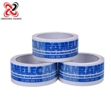 Bopp Packing Tapes Printing Drucken von Bopp-Klebstoffen