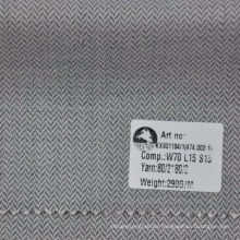new style wool linen silk men's jacketing fabric