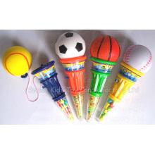 Снимать Спортивные Мячи Игрушка Конфеты (110316)