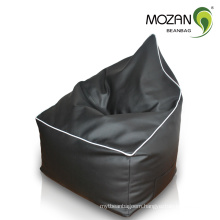 faux leather sectional bean bag sofa