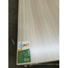 Contraplacado comercial de folheado de madeira