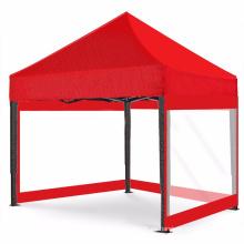 Tienda de campaña plegable al aire libre 3x3
