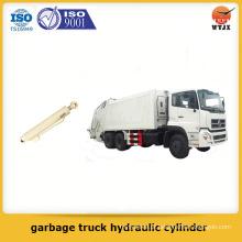 Cilindro hidráulico do caminhão de lixo