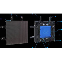 1r1g1b P4 Smd 2020 Indoor Led Display Screen Rental With Aluminum Cabinet Ac 220v 50hz
