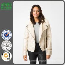 2016 Winter Beige Fashion Jacket Women Winter