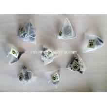 Vollautomatische Nylon-Pyramide-Teebeutel-Verpackungsmaschine