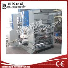 Ruipai marca alta qualidade dupla cor gravura máquina de impressão