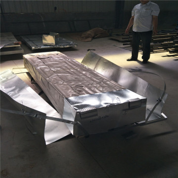 Spangle Panels Aluzinc Steel Sheets