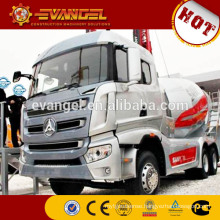 High Performance and low price mini truck concrete mixer