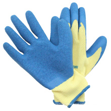 Latex Coated Palm Cotton Gloves
