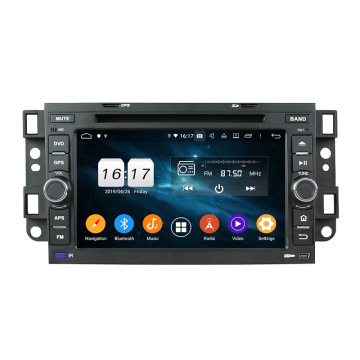 In dash car multimedia-systeem voor Aveo