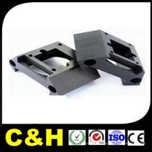 Kundenspezifische CNC-Drehmaschine Fräsbearbeitung Kunststoff POM ABS PP Teile
