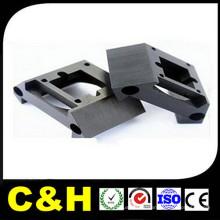 Usinage par broyage à tour CNC sur mesure Pièces en PP PP en plastique