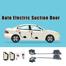 Automatic Electric Suction Door for Lexus Lx 2007-2016 Years Car