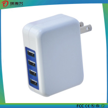 4 USB Charger Power Supplier 5V 3.5A 4 USB Port Charger