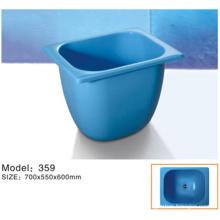 standing baby bath tub/ acrylic baby pool/ baby swim pool