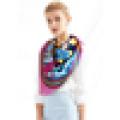 Чистый шарф китайской шелковой ткани ручной крен дизайнер шарф оптовой Китай леди модный шарф