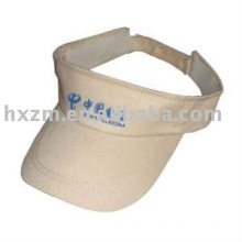 sport visor cap for promotion