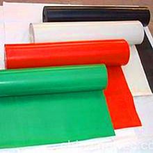 Hoja suave negra del PVC / hoja suave colorida del PVC para el piso