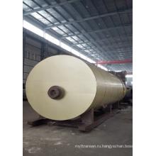 Конденсационный паровой котел горизонтального типа (газ) Wns20