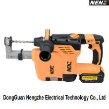 Nenz Rechargeable Rotary Hammer Drill with Dust Control (NZ80-01)