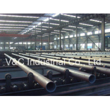 ND (09CrCuSb) Sulfuric Acid Dew Point Corrosion Resistant Steel Pipe