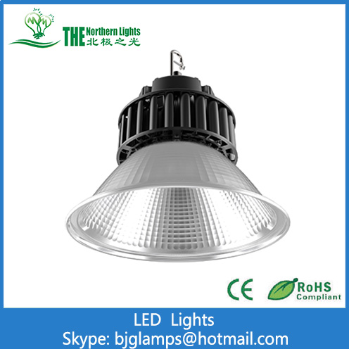 100W LED Low Bay Lights with Indoor Lighting
