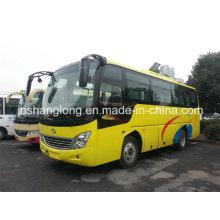 8m 33-37 Seats Passenger Bus with Front Cummins Engine