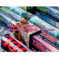 Slider pack Deli bags, Snack, Sandwich, XL Sandwich, Pint, Quart, Gallon sizes, minigrip
