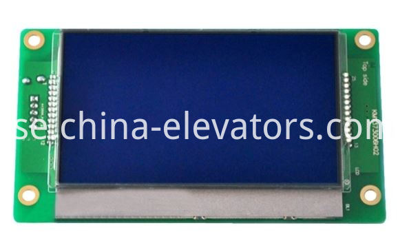KONE Lift LOP LCD Display Board KM51104200G01