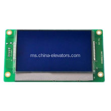 KONE mengangkat LOP LCD Display Board KM51104200G01