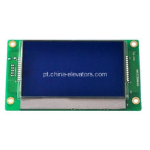 KONE Levante LOP LCD Display Board KM51104200G01