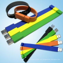Silikon-USB-Armband