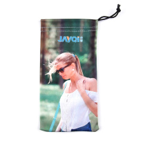 Microfiber Sunglasses Drawstrings Pouch
