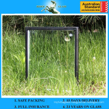 6+12A+6mm AS/NZS 2208 Insulating Glass Unit, Insulated Glass, Igu