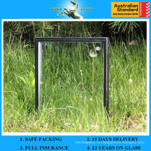 6 + 12A + 6mm AS / NZS 2208 Изоляционное стекло, стекло с изоляцией, Igu