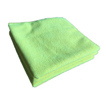 Microfiber Quick Dry Warp Knitting Cleaning Towel
